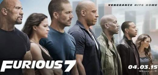 Trailer en español de saga Fast & Furious 7