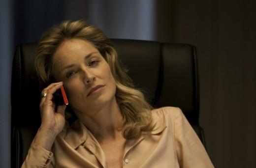 Sharon Stone en Agent X