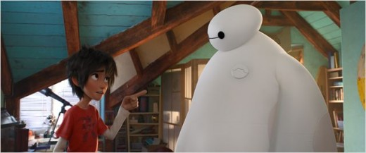 Crítica de Big Hero 6