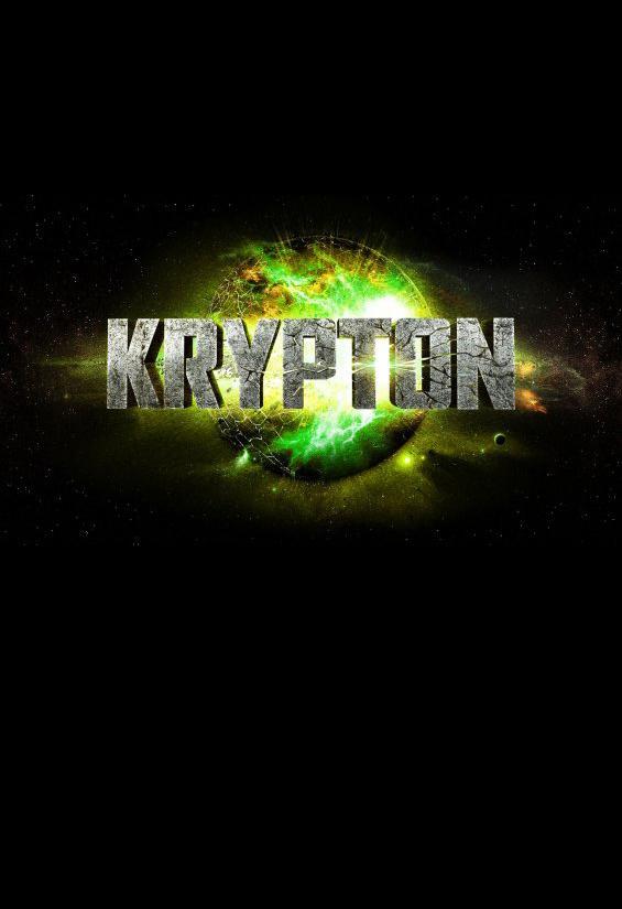 Póster de la serie Krypton