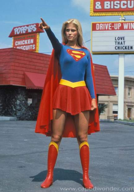 Nueva candidata para la serie Supergirl