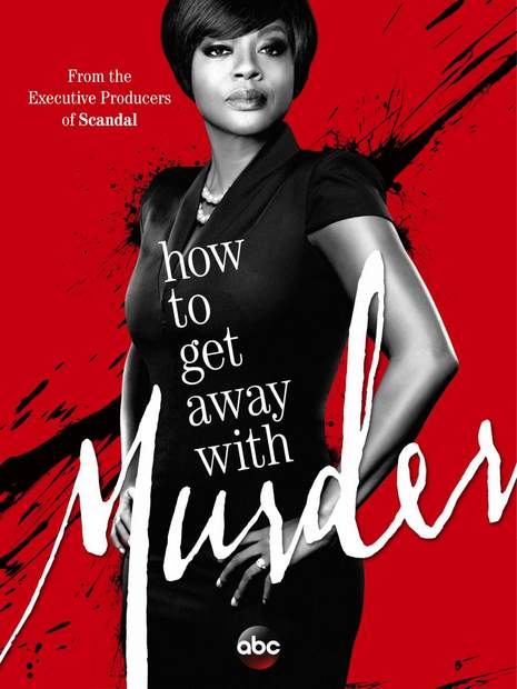 Póster de How to Get Away With Murder