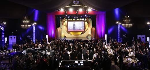 Escenario de los Premios Feroz 2015