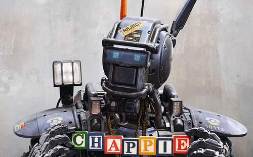 Presentación de Chappie en Madrid
