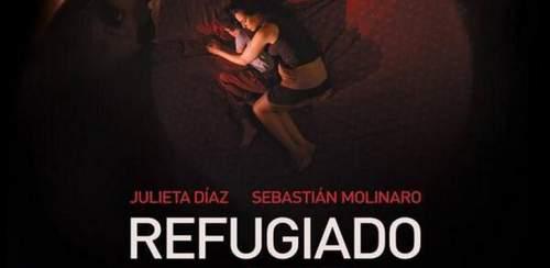 Cartel de Refugiado