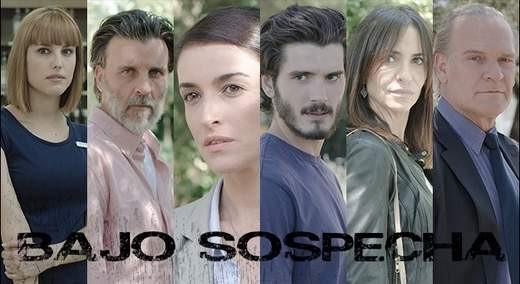Serie Bajo Sospecha de Antena 3