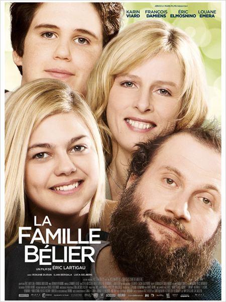 Póster de La familia Belier
