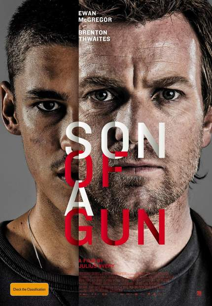 Póster de Son of a gun