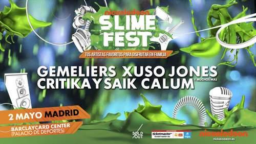 Nickelodeon Slime Fest