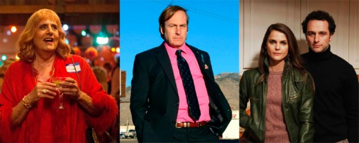 Critics' Choice Awards 2015, Sillicon Valley, Better Call Saul y The Americans