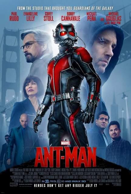 Póster de Ant-Man