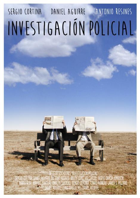 Póster de Investigación criminal