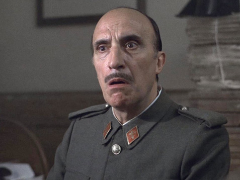 """Actor José Sazatornil """"Saza"""""""