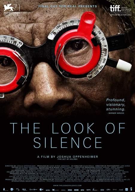 Póster de La mirada del silencio