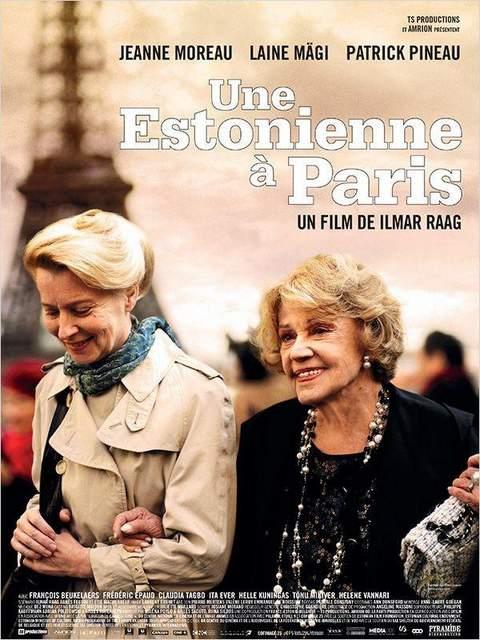 Póster de Una dama en París