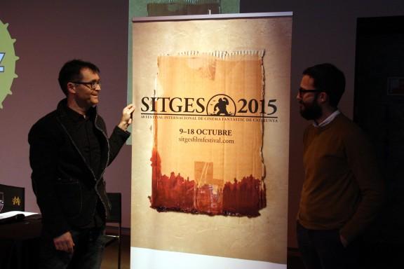 Cartel del Festival de Sitges 2015