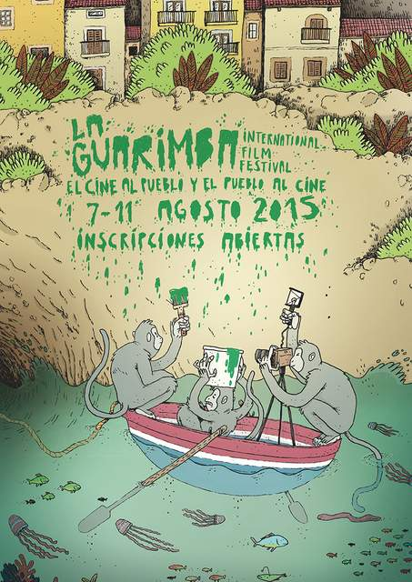 Póster de La Guarimba International Film Festival