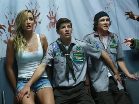 Trailer de Scouts Guide to the Zombie Apocalypse