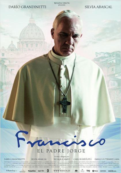 Póster de Francisco (El Padre Jorge)