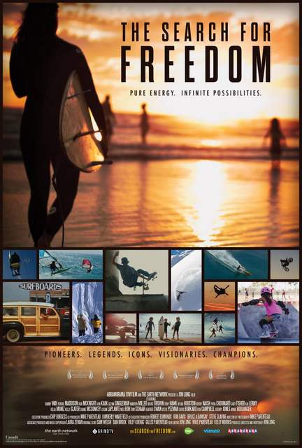 Póster de Buscando la libertad