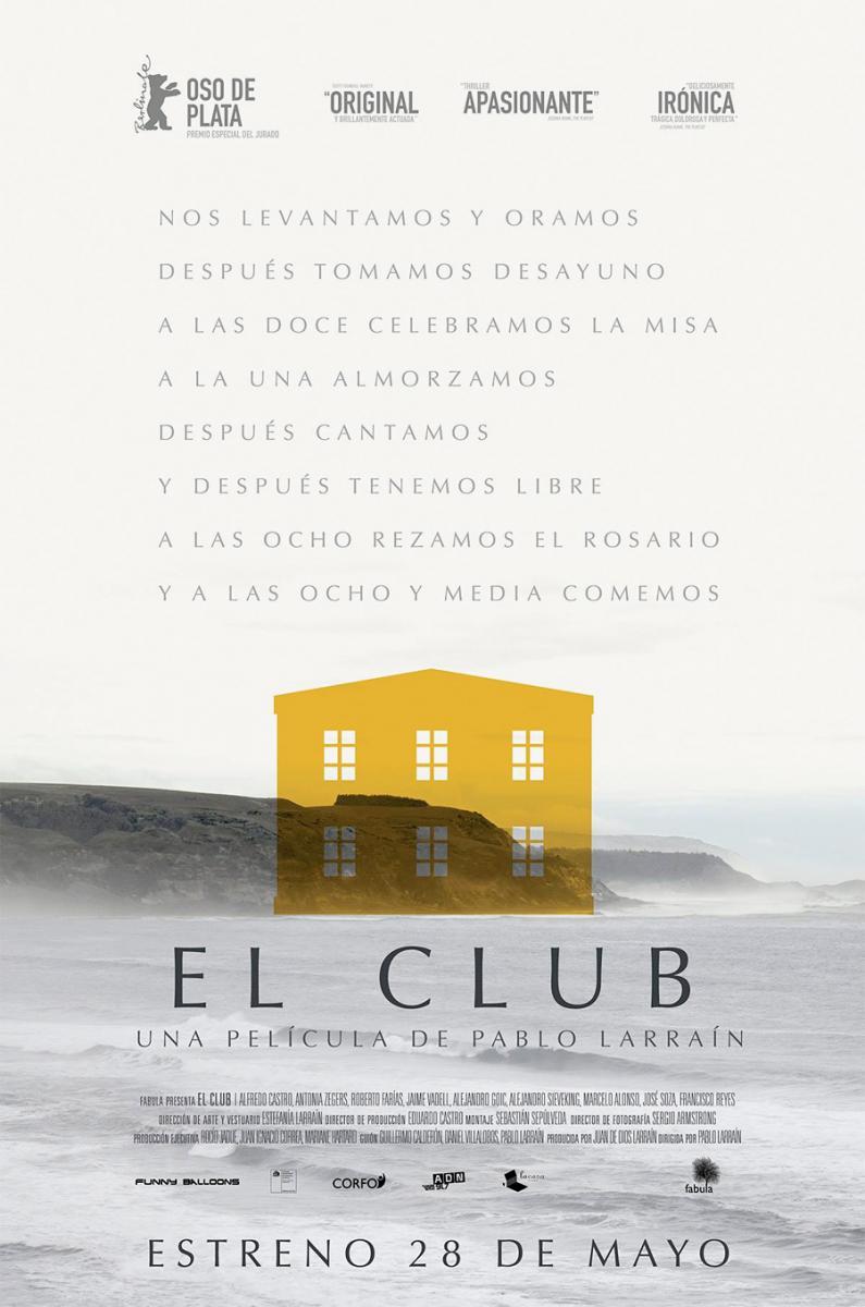 Póster de El Club