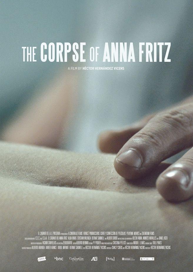 Póster de El Cadáver de Anna Fritz