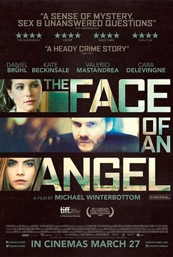 Póster de El rostro de un ángel