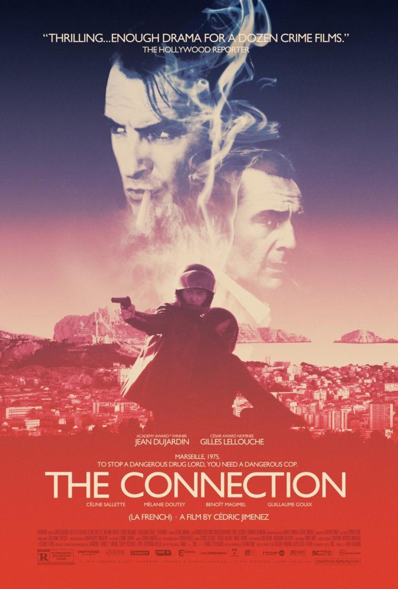 Póster de Conexión Marsella