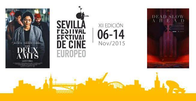 Festival de cine europeo de Sevilla 2015, día 1