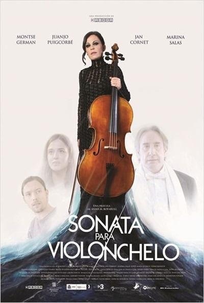 Póster de Sonata para violonchelo