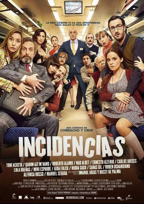 Póster de Incidencias