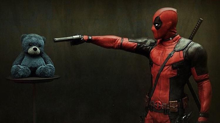 Trailer Red Band de Deadpool