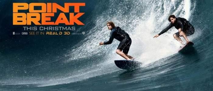 Crítica de Point Break: Sin límites