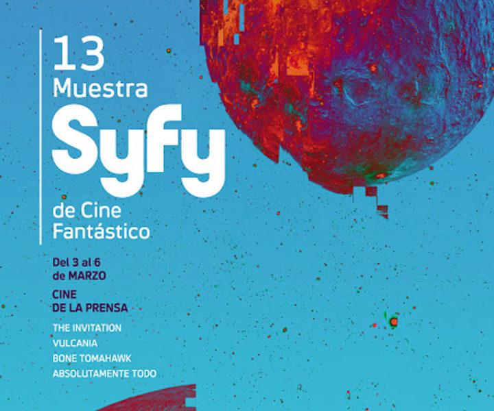 Cartel Muestra Syfy 2016