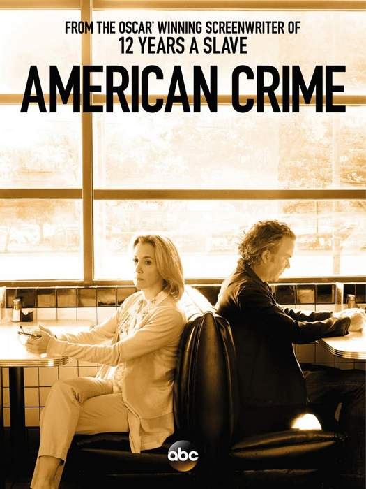 Póster de American Crime serie