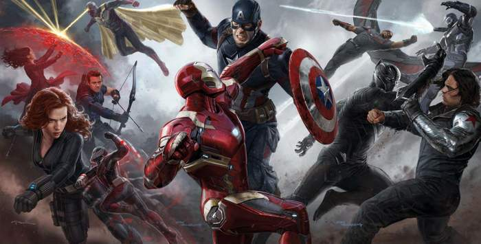 Crítica Capitán América: Civil War arrasa