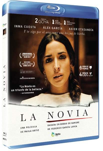 Concurso Blu-ray de La Novia