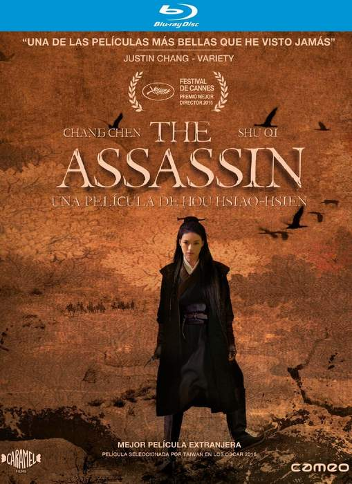Blu-ray de The Assassin