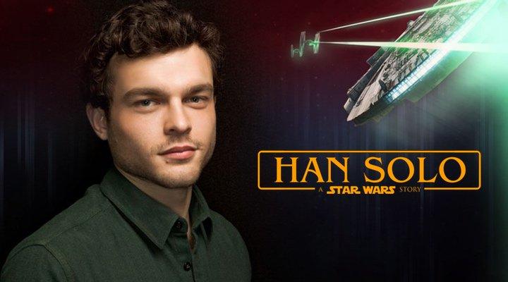 Rodaje del spin-off de Han Solo