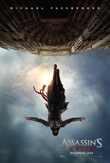 Póster y Tráiler de Assassin's Creed