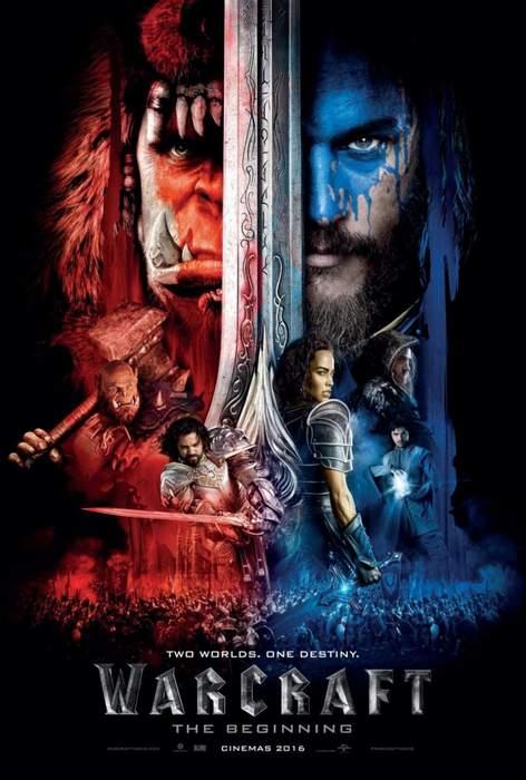 Póster de Warcraft: El origen