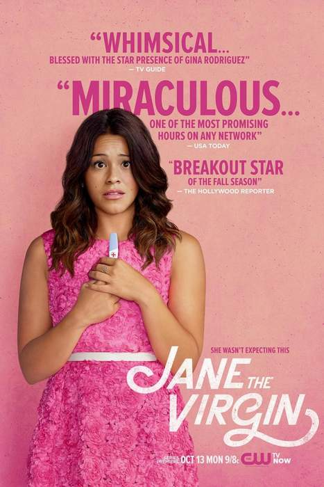 Póster de Jane the virgin