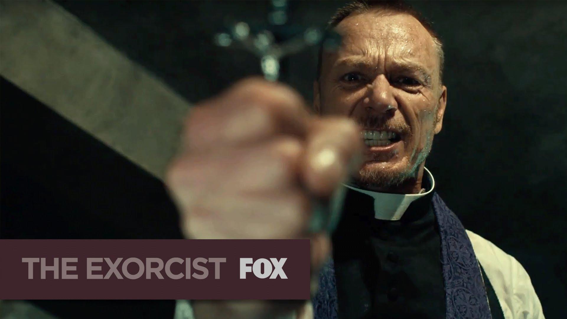 Serie de televisión el exorcista de FOX