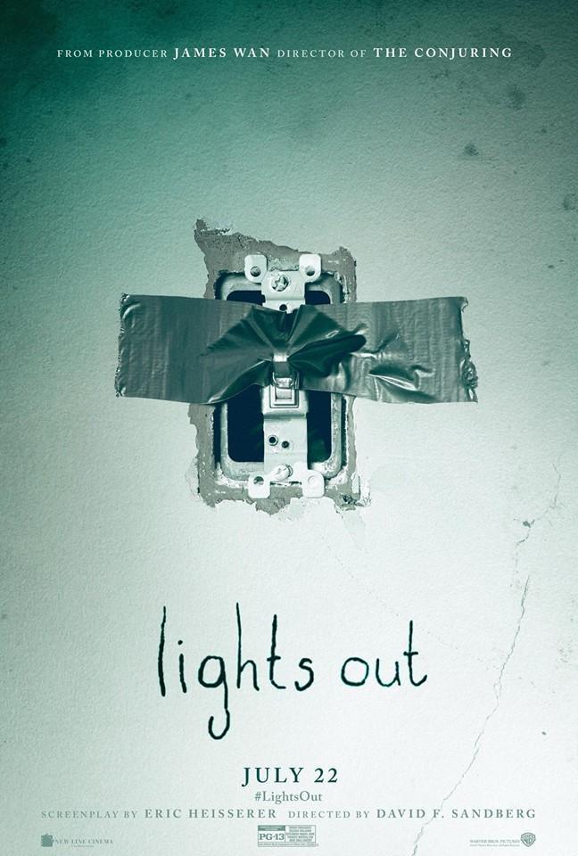Póster de Nunca apagues la luz