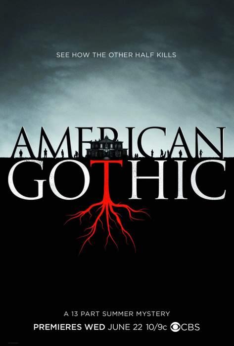 Póster de American Gothic