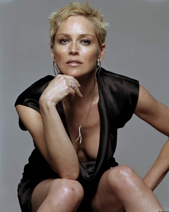 Desnudo de Sharon Stone