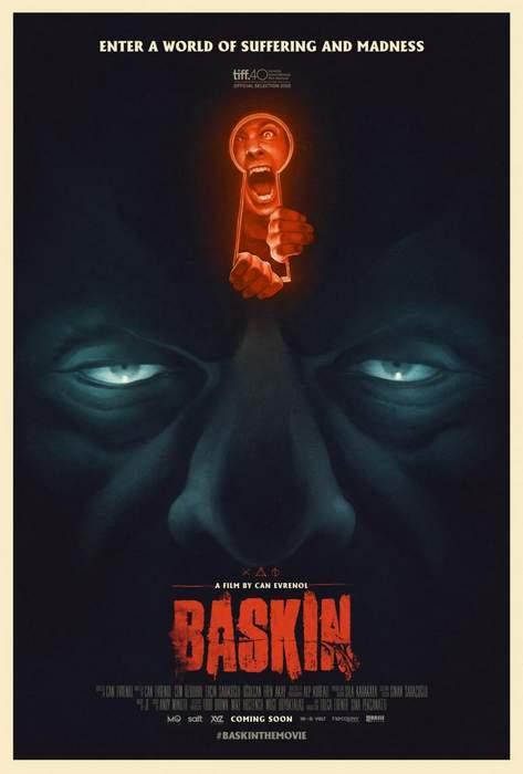 Póster de Baskin