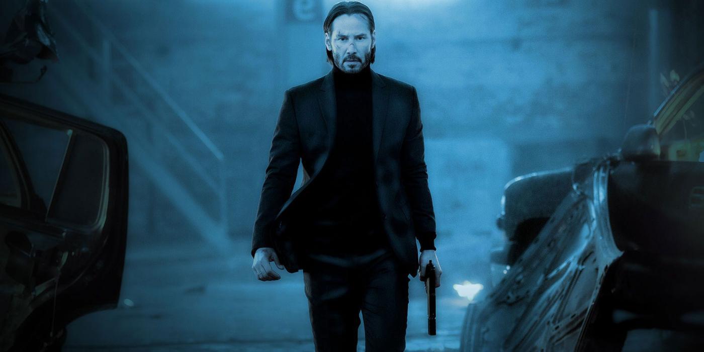 Keanu Reeves vuelve para John Wick 2
