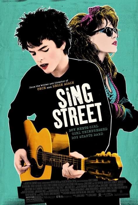 Póster de Sing Street