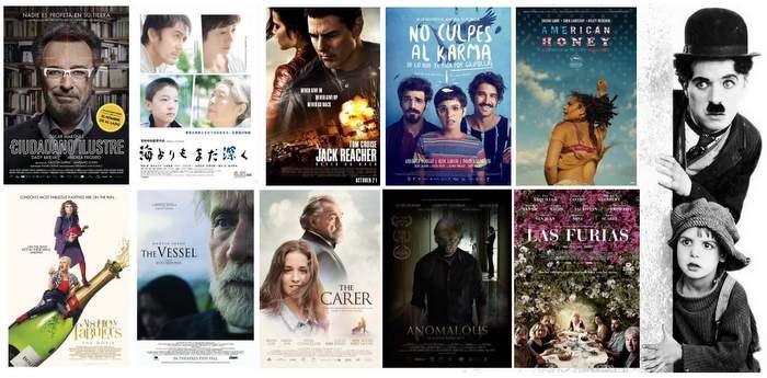 Estrenos de cine 11 de noviembre de 2016